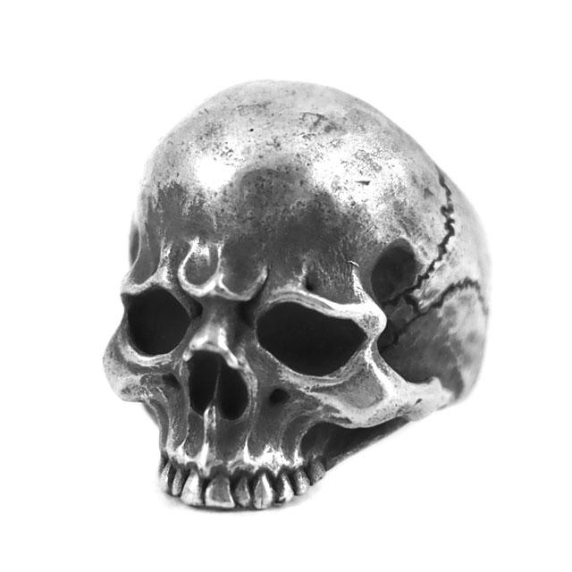 【海外訂購】【MAD CULT】殺戮骷髏純銀戒指(MAD-R-26) 0