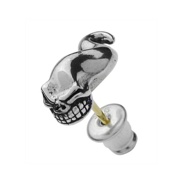 【現貨商品】【STARLINGEAR】惡液蝌蚪純銀耳環(STE021  0453760000) 0