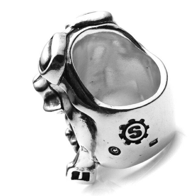 【海外訂購】【STARLINGEAR】神風特攻隊砲手純銀戒指(STR002NGUNNER) 1