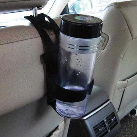 車用 多功能懸掛式飲料架(1入) 門邊杯架 汽車杯架 車用飲料架 側門杯架 車內水杯座 懸掛式【B062113】