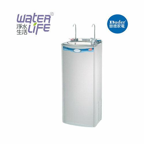 【淨水生活】《普德Buder》《公司貨》CJ-291 勾管落地式  冰熱雙溫 飲水機 ★免費安裝