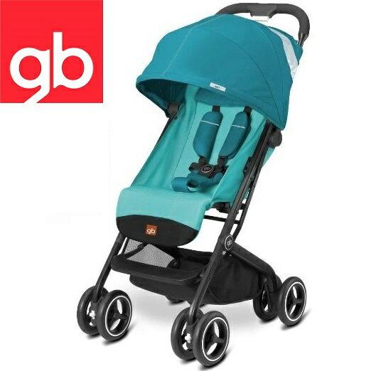 【Goodbaby】Qbit+ 嬰兒手推車(水藍色) CAPRI BLUE 616240011 0
