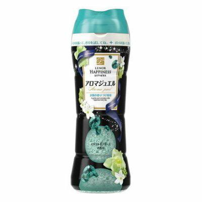 日本P&G Lenor 幸福寶石衣物芳香顆粒375g-翡翠微風香 - 限時優惠好康折扣