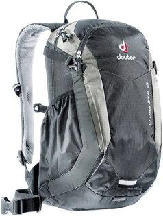 【鄉野情戶外專業】 Deuter |德國|  登山露營旅遊/雙肩背包/健行背包/自行車網架背包18L_32074