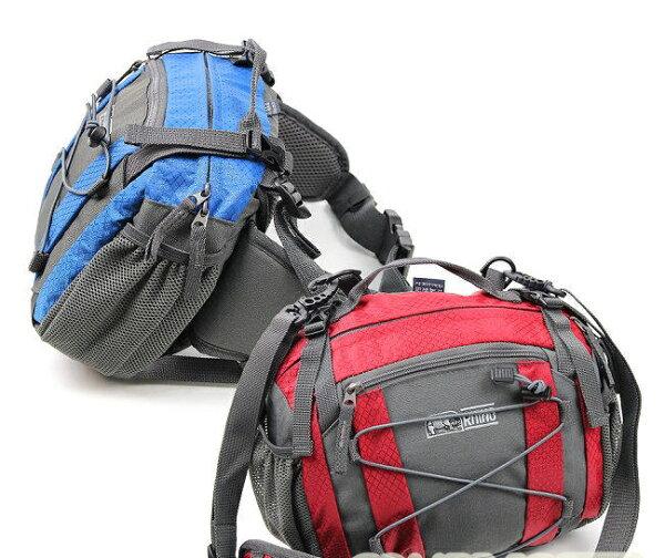 【露營趣】中和 送手電筒 犀牛 RHINO G350 新款健行腰包 單肩包 側背包 水壺腰包 休閒腰包 運動腰包