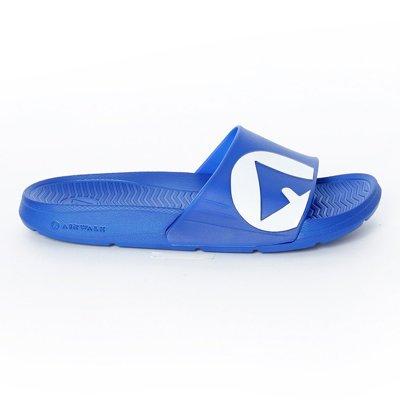 萬特戶外運動-AIRWALK A511220282美國運動流行 台灣製造 EVA 運動拖鞋 ADIDAS鞋款 流行舒適 藍色