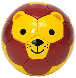 ★衛立兒生活館★日本FOOTBALL ZOO 專業兒童足球-獅子4943169040462