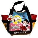 【真愛日本】15081300061磁扣萬用托特包-SN擁抱幸福 史奴比 史努比 SNOOPY 手提包 正品