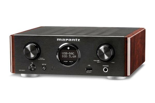 志達電子 HD-DAC1(現貨供應) Marantz 耳機擴大機 / USB DAC 最高24BIT/192KHZ 支援DSD