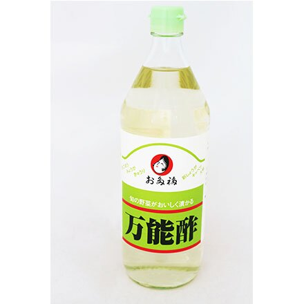 [敵富朗超市]日本萬能醋(900ml) 0