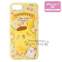布丁狗周邊商品推薦到〔小禮堂〕布丁狗 iPhone7 裝飾殼《軟式.黃.櫻桃.花.小栗鼠》適用4.7吋