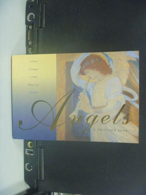 ~書寶 書T5/收藏_NFX~Angels_Running Press Staff