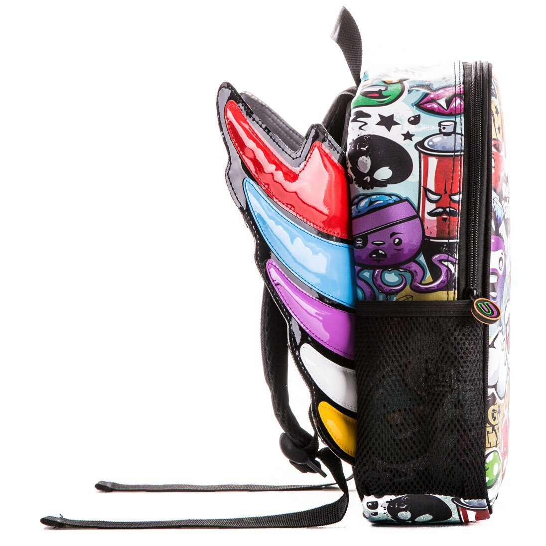 Urban Junk Fly High Junky Mini Backpack (colour wings) 1