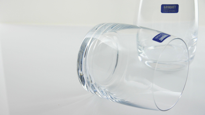 【曉風】水晶威士忌杯6入裝*《Banquet Crystal 歐洲水晶威士忌杯 280ml 》 3