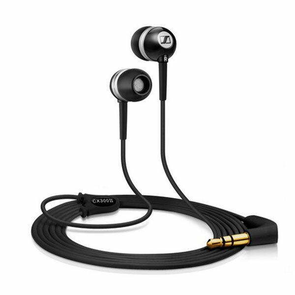 SENNHEISER 聲海 CX300 II 耳道式耳機【葳豐數位商城】