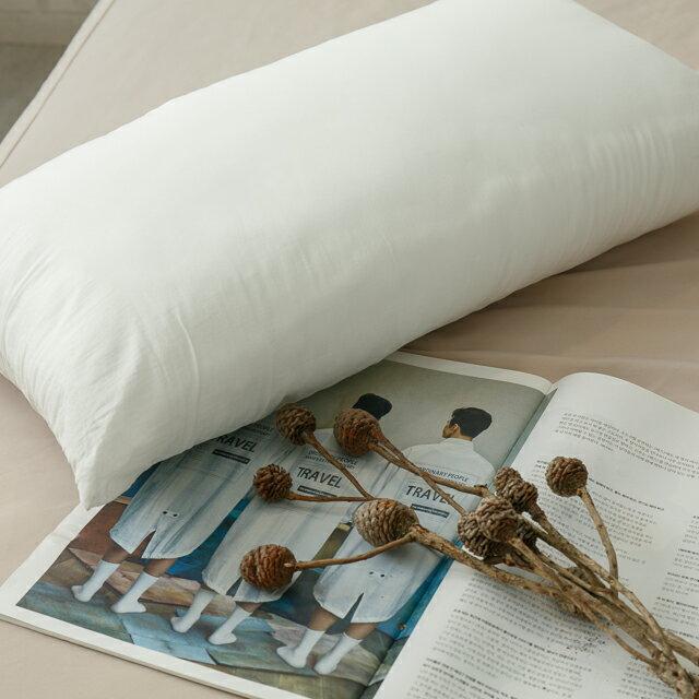 超柔軟綿枕頭  台灣製  精選素材粒粒飽滿 1