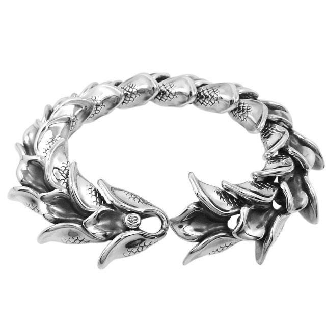 【海外訂購】【Bloody Mary】人魚鱗片純銀手鍊 20cm (BMB0135  016379B800) 5