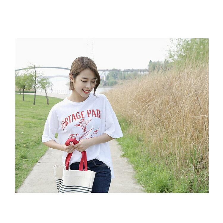 手提包 帆布包 手提袋 環保購物袋【SPE02】 BOBI  11/10 2