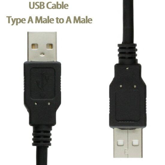 USB 2.0公對公/印表機線/硬碟線/傳輸線/對接線/充電線/延長線/USB Type A Male 雙公線 100cm