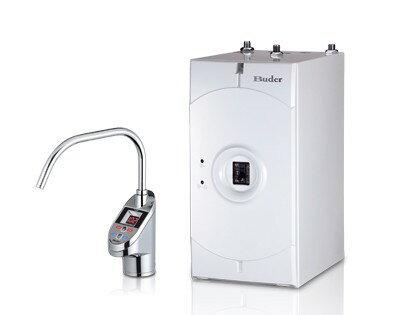 BD-3004NF 廚下型加熱器+歐式雙溫防燙龍頭 (無壓力設計)