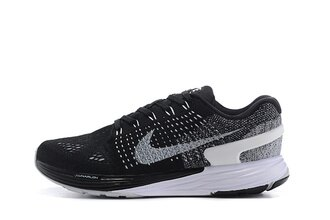 NIKE LUNARGLIDE 7代 登月針織版 晨跑運動鞋 休閒慢跑鞋 男鞋