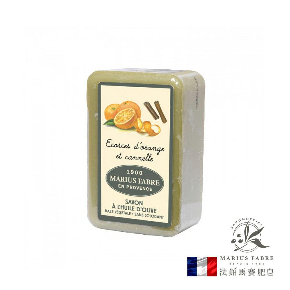 【MARIUS FABRE】法鉑天然草本甜橙橄欖皂150g