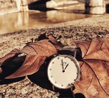 瑞典正品代購 Daniel Wellington 0903DW  玫瑰金鑽  真皮 錶帶 男女錶 手錶腕錶 26MM 4