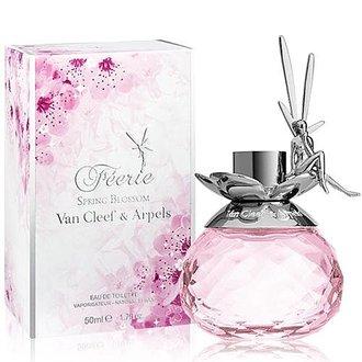 香水1986~Van Cleef   Arpels 梵克雅寶 仙子淡香水櫻花翩舞 香水空瓶