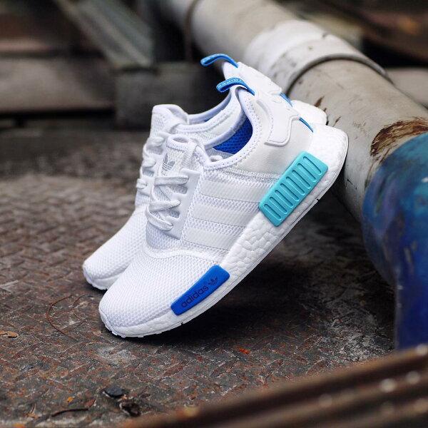 Adidas NMD R1 聖保羅男女情侶鞋 慢跑鞋 36-44