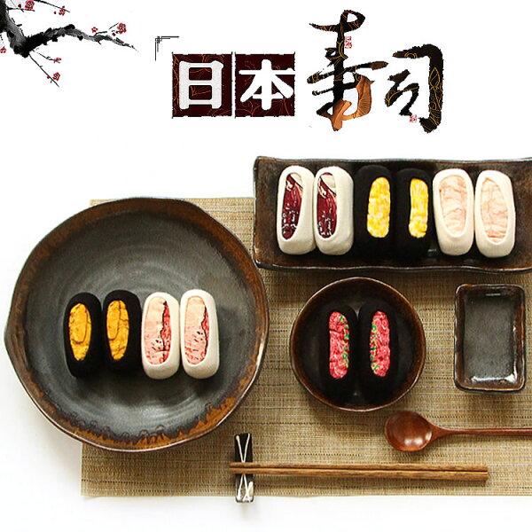 【現貨-限量款】日本創意食物 壽司襪 男女純棉 秋冬個性情侶襪 長筒棉襪