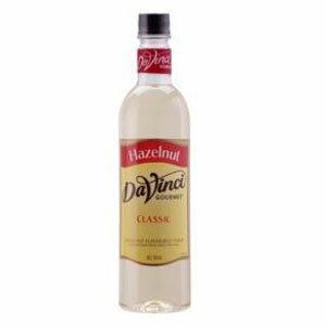 達文西榛果風味 Davinci- 塑膠瓶750ml/罐【良鎂咖啡吧台原物料商】