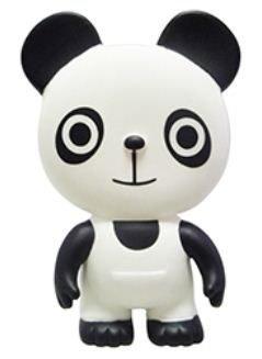 『121婦嬰用品館』樂雅 軟膠玩具 - 熊貓 0