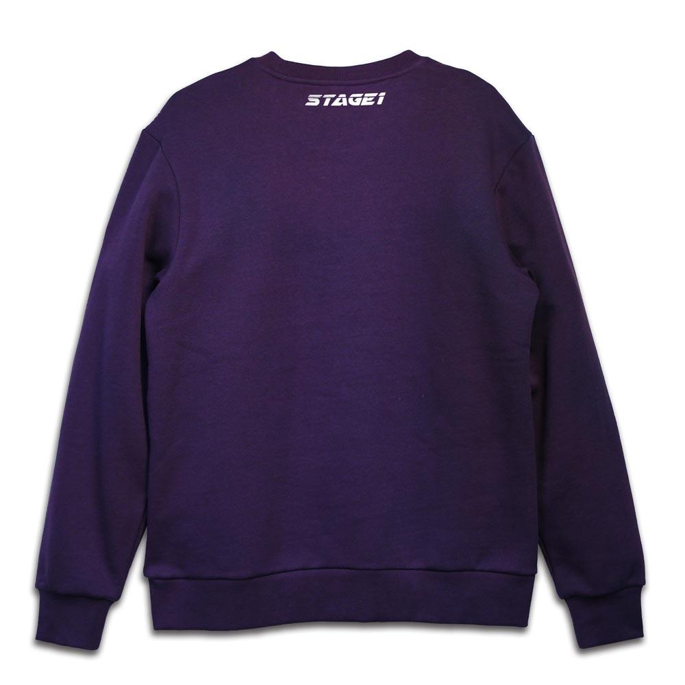 STAGEONE THUNDER SWEATER 黑色 / 深紫色 兩色 7