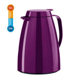 【德國EMSA】巧手壺系列真空保溫壺-1.0L 優雅紫(508475)/率性藍(505010)