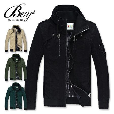 ☆BOY-2☆ 【NZMY1216】美式夾克軍裝外套 0