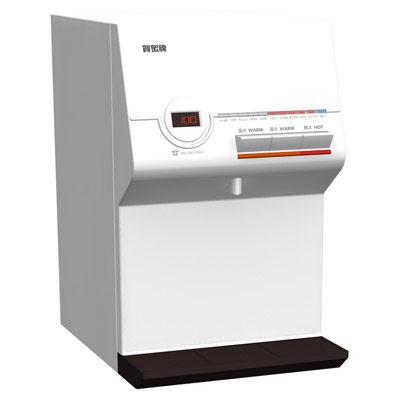 賀眾 UR672BW / UR-672BW 桌上型溫熱純水飲水機