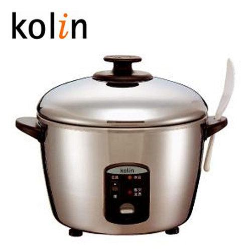 Kolin 歌林 SHA1101S / SH-A1101S 不鏽鋼電鍋
