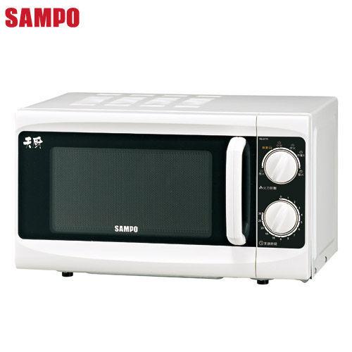 SAMPO 聲寶 20公升機械式微波爐
