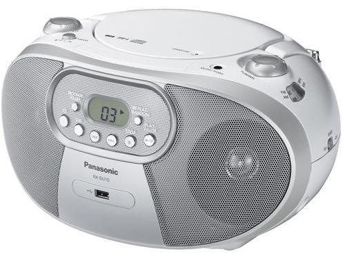 Panasonic 國際牌 RXDU10 / RX-DU10 (USB)CD/MP3手提音響