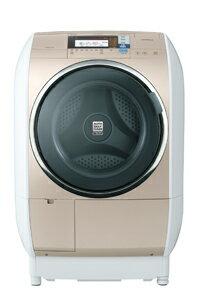 HITACHI 日立 SFBD5100TN 尼加拉飛瀑滾筒洗衣機(香檳金)★指定區域配送安裝★