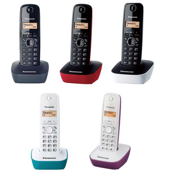 Panasonic 國際牌 KXTG1611 數位無線電話機