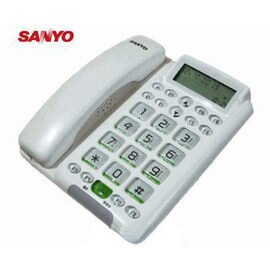 SANYO 三洋 TEL-011 有線電話