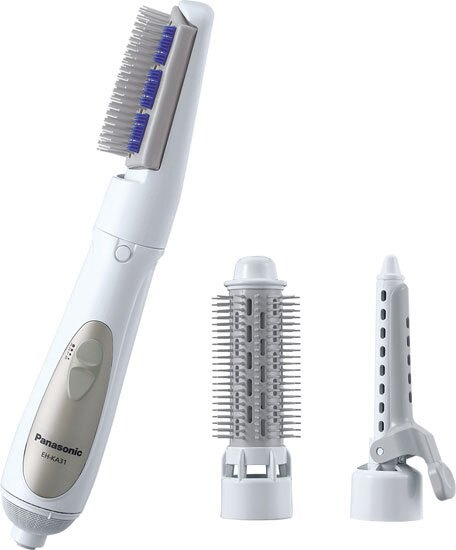 Panasonic 國際 EHKA31W 三件式整髮器