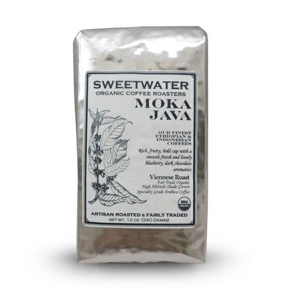 【SWEETWATER】摩卡精選有機咖啡豆 - 限時優惠好康折扣