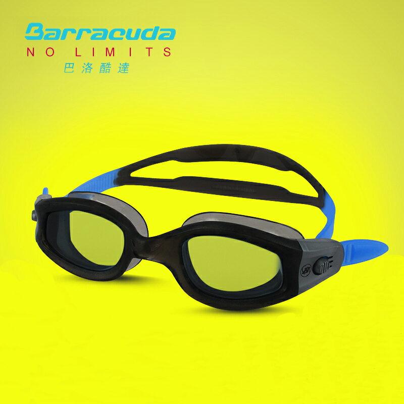 美國巴洛酷達Barracuda青少年抗UV防霧泳鏡-AQUATEMPO JR-#14020 0
