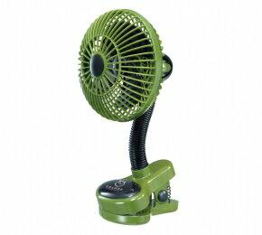 『121婦嬰用品館』辛巴 萌萌家夾式電風扇(森綠) 1