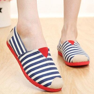 懶人鞋  多色可愛圖案平底鞋【S1359】☆雙兒網☆