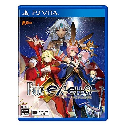 預購中 冬季發售 亞洲中文版 含特典  [輔導級] PSV Fate/EXTELLA