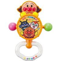 蝙蝠俠與超人周邊商品推薦日本代購預購 滿600免運費 日本麵包超人 Anpanman 嬰幼兒玩具 手搖鈴玩具 707-428