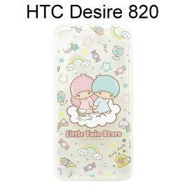 雙子星透明軟殼 [TS1] HTC Desire 820 820G+ 820s dual sim【三麗鷗Sanrio正版授權】